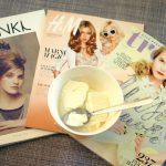 Sick=icecream&magazines&couch